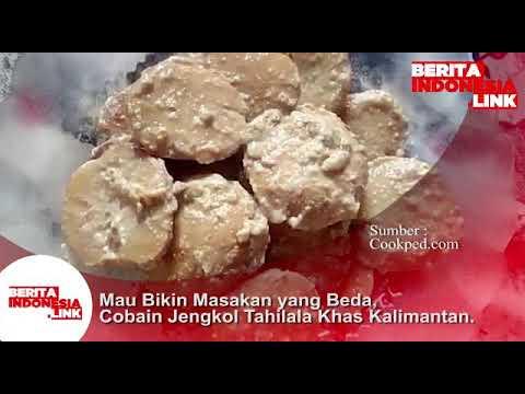 Ingin masakan yg Beda, coba masakan Jengkol Tahilala khas Kalimantan