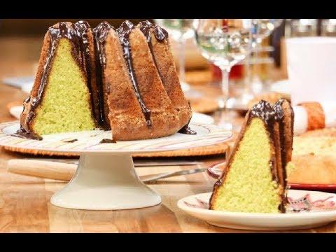 Aprenda a fazer maravilhoso bolo de capim santo