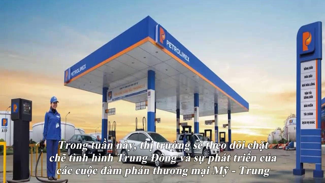 Giá xăng dầu hôm nay 21/10: Giảm nhẹ ngay từ đầu tuần