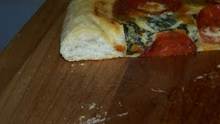 Chicken Florentine Pizza, Pepperoni, Hot Smoked Paprika 4/5 Chef John The Ghetto Gourmet Show
