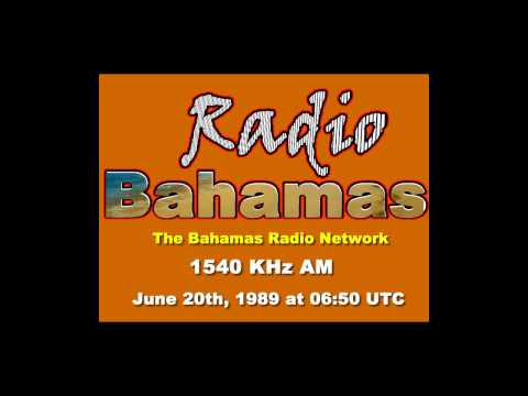 Radio Bahamas 1540 AM