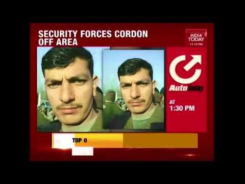 3 Pakistani Terrorists Gunned Down