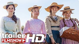 LITTLE WOMEN Trailer (2019) | Saoirse Ronan, Emma Watson Movie