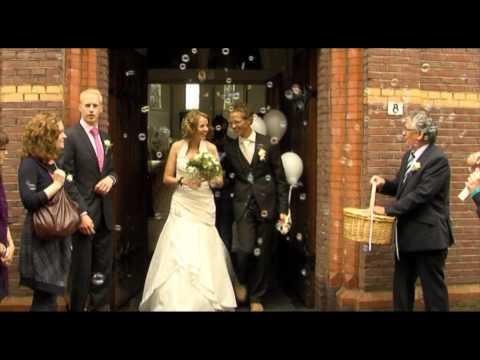 Mooiste dag in beeld.nl | Bruidspaar Vogels