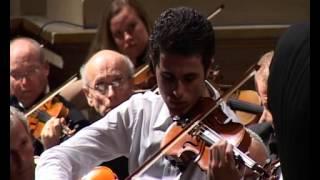 F. Mendelssohn - Concerto per Violino e Orchestra, op. 64 - Tommaso Zuccon Ghiotto
