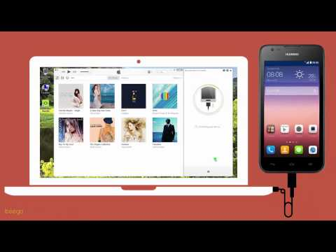 Android : How to Put Local Music on Huawei Ascend Y550 ?