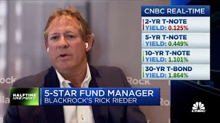 BlackRock's Rick Rieder explains why he's shifting more assets to cash