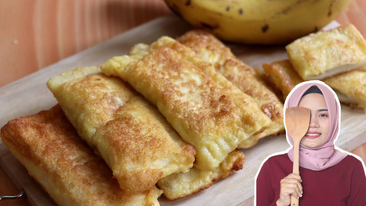 ขนมปังสอดไส้กล้วยทอดกรอบ By...Malita (ครัวมาลิตา)
