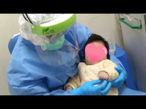 Two-month-old Baby With Coronavirus Recognizes Nurses As Her Mother