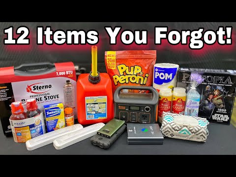 12 Forgotten Items Every Prepper Should Stockpile Before they are Illegal!