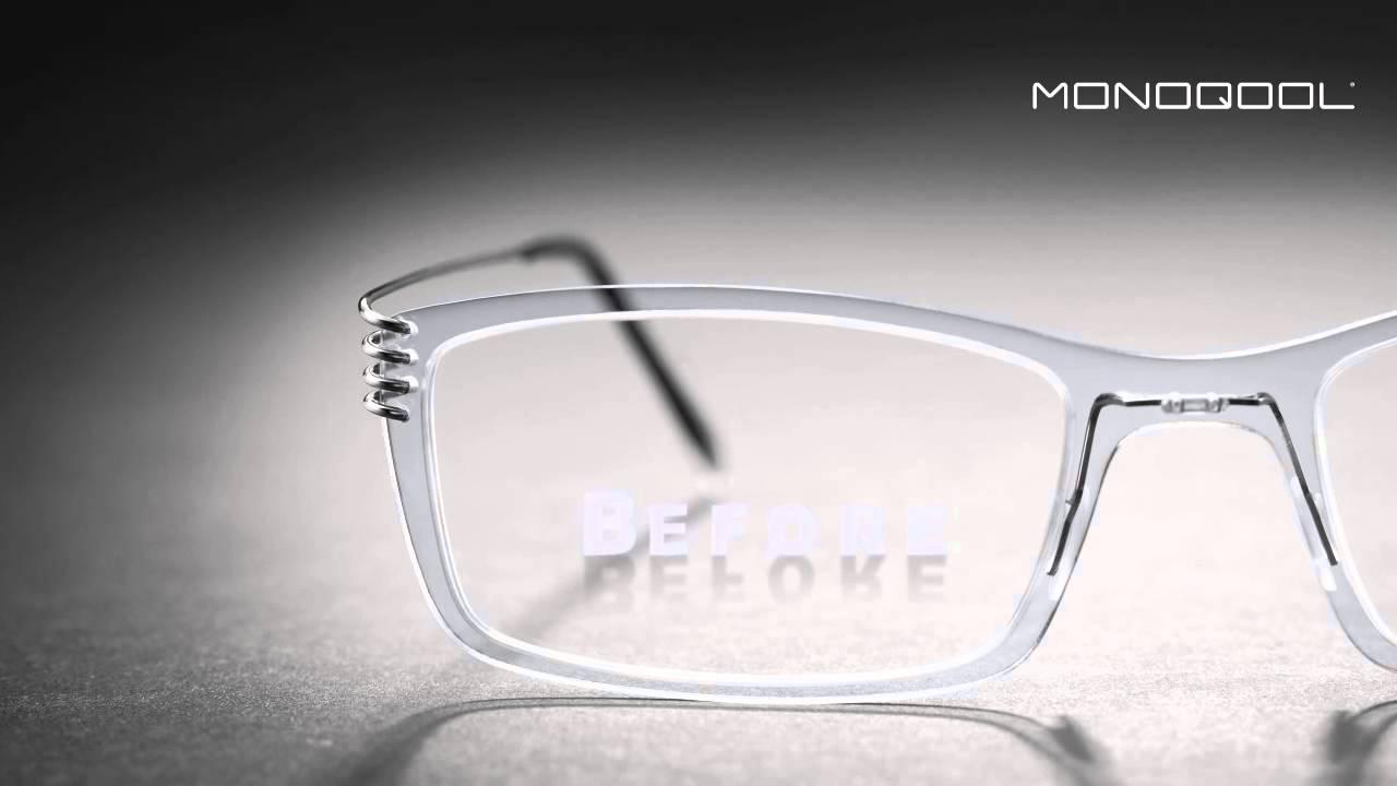 Monoqool photochromic eyewear. Innovation from Denmark - YouTube