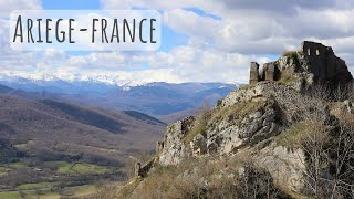 Get a glimpse of Ariege (villages & outdoors)