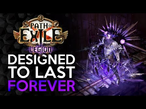 A Game To Be Played Forever Path Of Exile Legion Review
