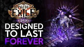 A Game to be Played Forever - Path of Exile Legion Review