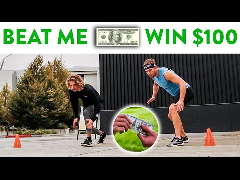 Racing University of Oregon Students for $100!!