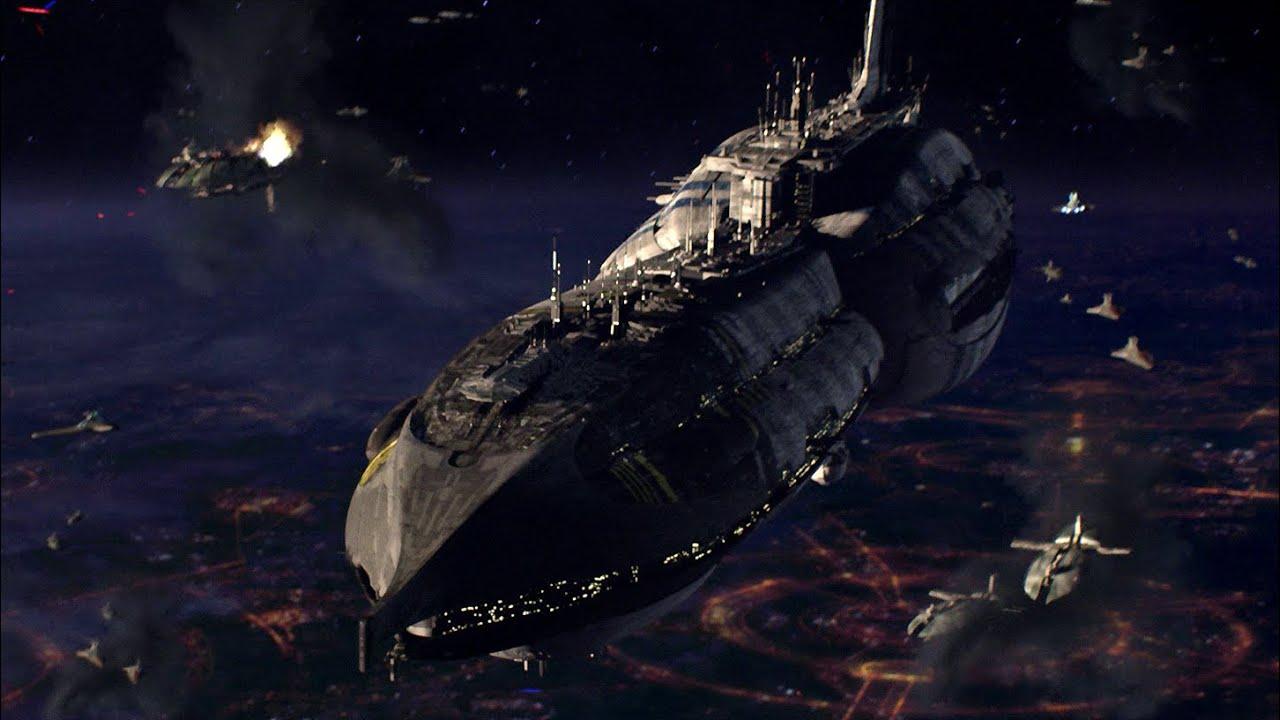 Star Wars Republic Ships Wallpaper