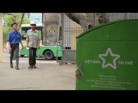 Vietnam Recycles - Official Video