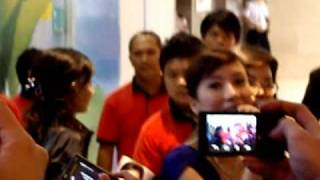 TVB香港明星杨怡在Pavilion Kuala Lumpur