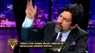 Hülya Avşar - Okan Bayülgen'in Spora Bakışı (1.Sezon 9.Bölüm)