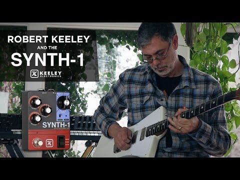 Keeley Synth-1 Synth Wave Generator Pedal | Sweetwater