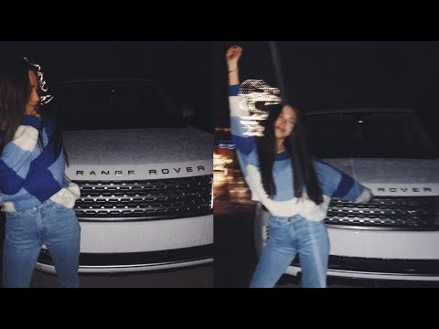 buying my first car! (range rover) vlog & car tour
