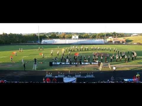 Lord Botetourt High School Marching Cavaliers 9/23/2017