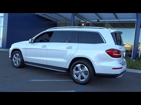 2017 Mercedes-Benz GLS Pleasanton, Walnut Creek, Fremont, San Jose, Livermore, CA 17-2614