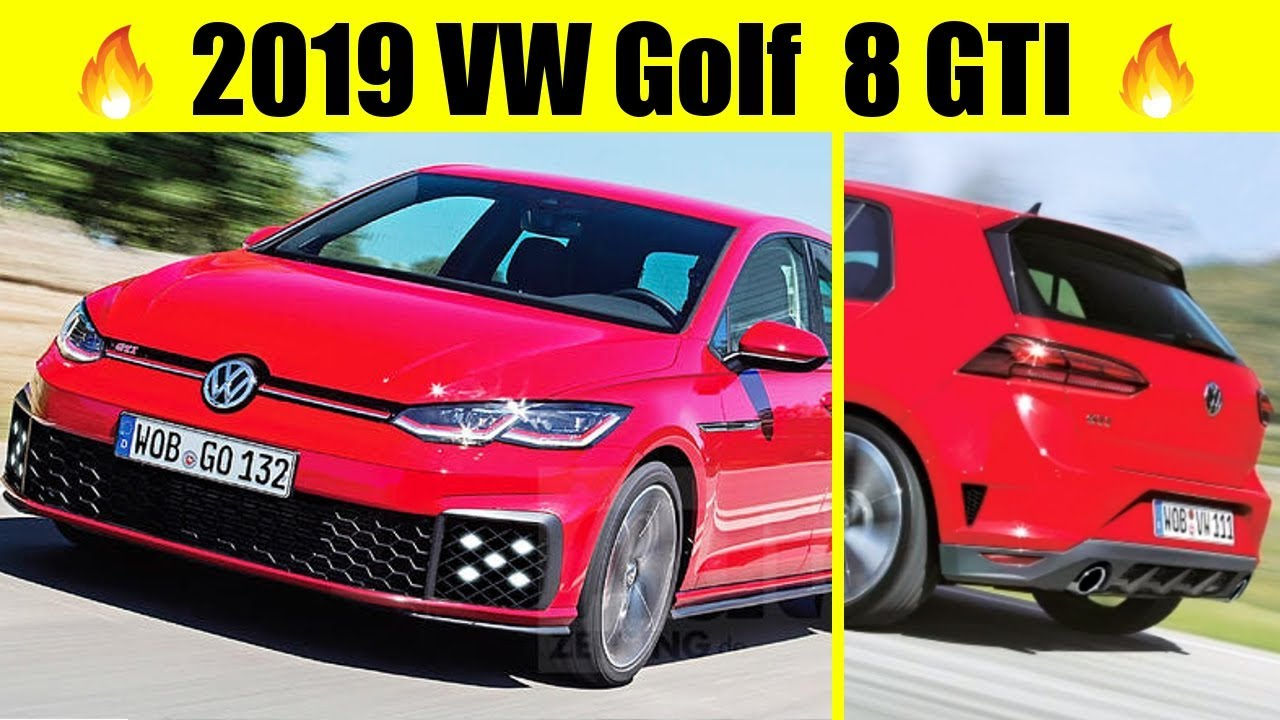 new 2019 vw golf 8 gti youtube. Black Bedroom Furniture Sets. Home Design Ideas