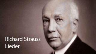 Richard Strauss   op  49 no  1, Waldseligkeit, Gundula Janowitz; Academy of London, Richard Stamp