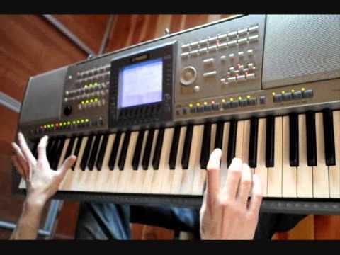 Mix techno/dance on keyboard