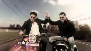 Yeh dosti hum nahi Todenge |Shahrukh & Salman | Bigg Boss