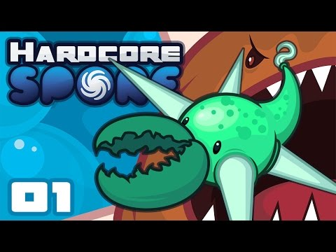 Let's Play Hardcore Spore - PC Gameplay Part 1 - Little Sea Of Horrors