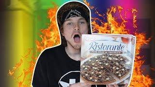 CHOCOLADE PIZZA ETEN?! - Bucket List #1