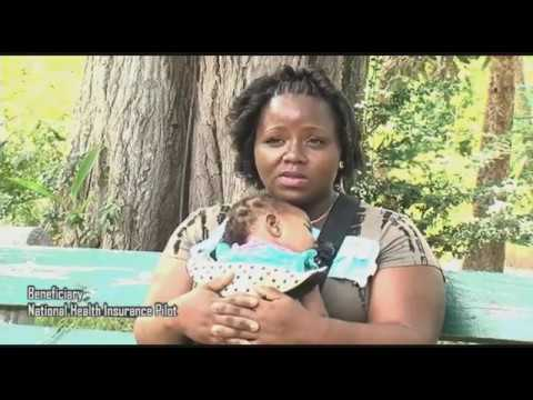 National Health Insurance Testimony