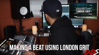 Making A Beat Using The New Maschine Expansion London Grit