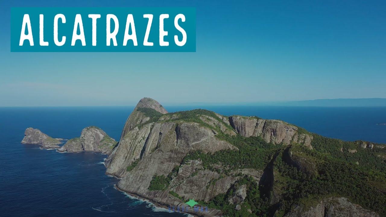 Documentário sobre Alcatrazes