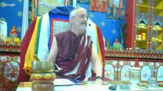 Retiro da iluminação do Buda: Ensinamentos sobre os Seis Bardos #1 |1º dia|manhã