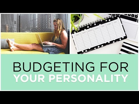 3 Budget Strategies For Different Personality Types