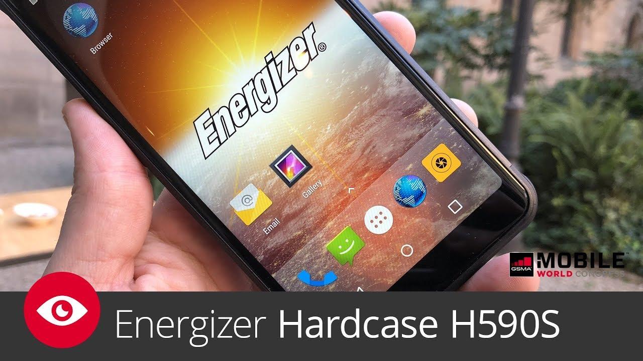 best service 1512c 92205 Energizer Hardcase H590S (MWC 2018)