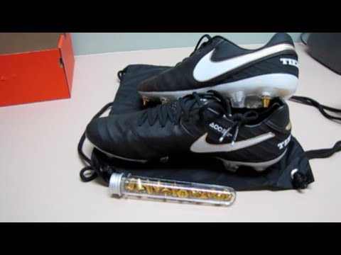 new arrival c6f6c 1af86 Tiempo Legend VI SG-Pro Unboxing - YouTube