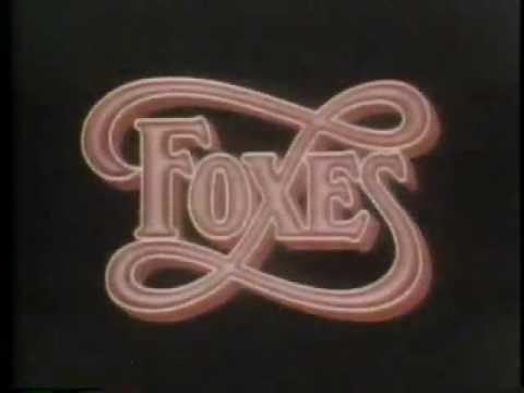 Foxes 1980 TV Spot
