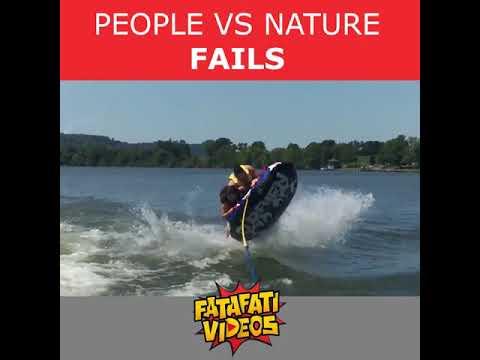 People Vs Nature Fails | Always Be Prepared to Fail | Fatafati Videos