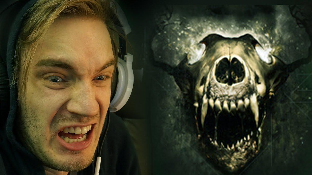 NEW TERRIFYING HORROR GAME! - KHOLAT - YouTube