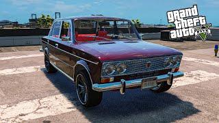 VAZ 2106 RASVO TUNING \/ GTA 5