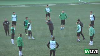 """Capuano striglia l'Avellino: """"Se non ci state con la testa, vi caccio"""""""