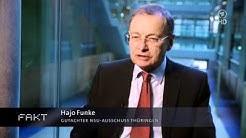 Video NSU Ermittlungen Handy Daten gelscht oder ignoriert  FAKT  ARD Mediathek