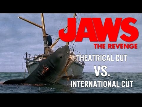 JAWS: The Revenge - Theatrical vs International Cut