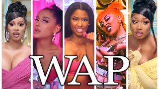 Wap Remix Ft Nicki Minaj Cardi B Ariana Grande Megan Thee Stallion Doja Cat MP3