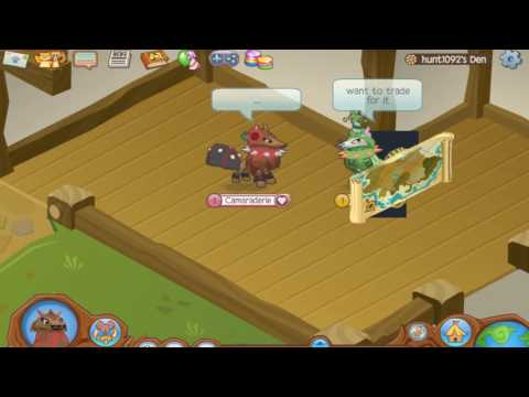 ANIMAL JAM SCAMMER !! WATCH OUT FOR HUNT1092
