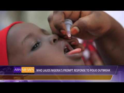 World Health Organisation lauds Nigeria's response to Polio Outbreak